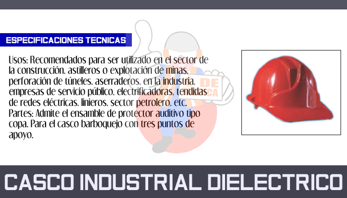19 CASCO INDUSTRIAL DIELECTRICO