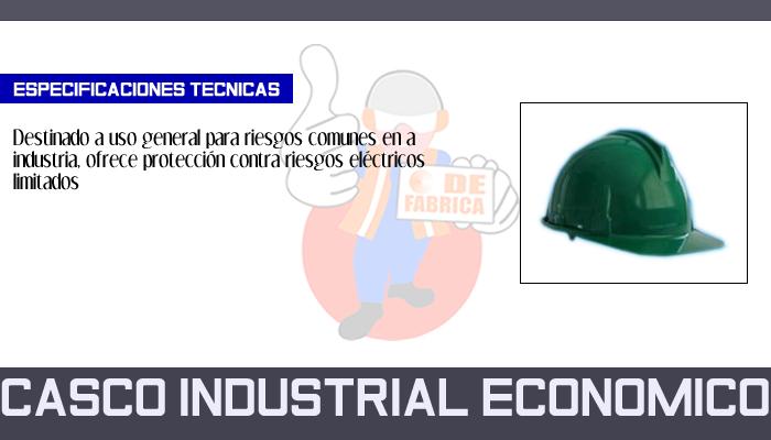 21 CASCO INDUSTRIAL ECONOMICO