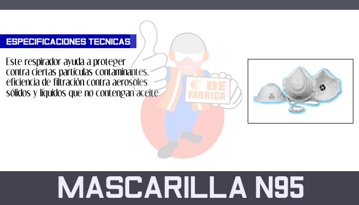 46 MASCARILLA N95