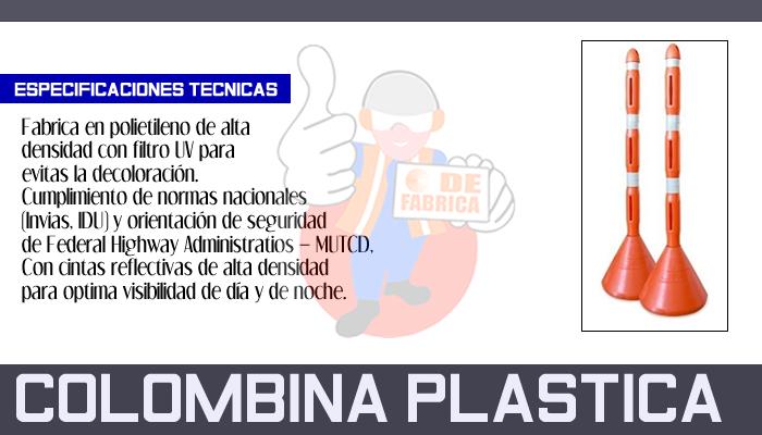 83 COLOMBINA PLASTICA