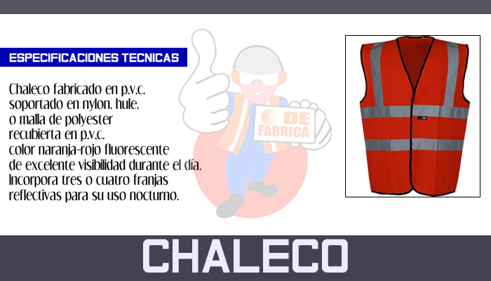 81 CHALECO