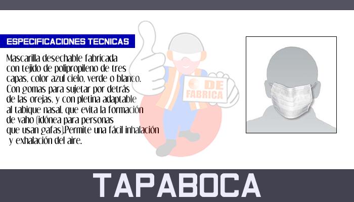 88 TAPABOCA